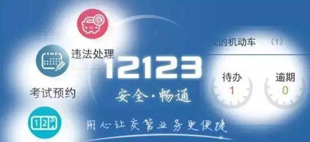 《交管12123》忘记密码解决方法