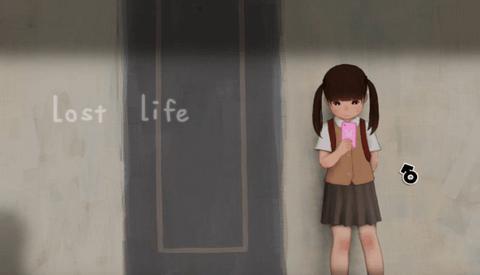 《迷失的生活小女孩》隐藏动作教程