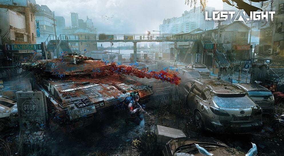 网易生存射击游戏《Lost Light》曝光预告1 月28 日于澳洲等地展开封测