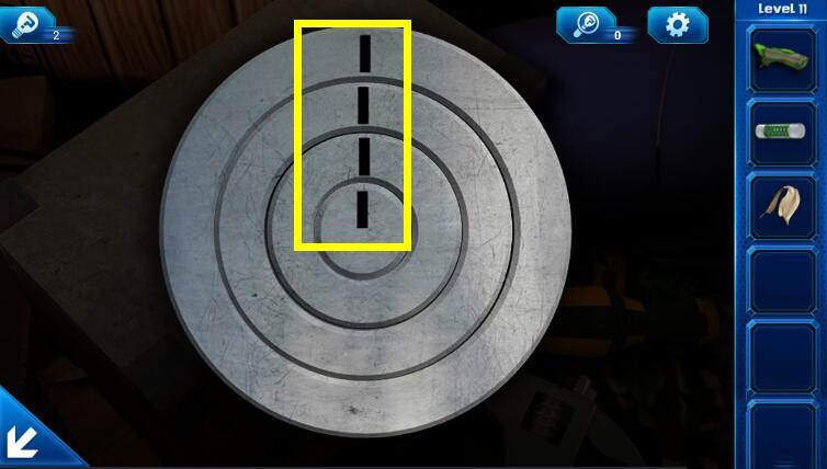 《密室逃脱9:逃出太空船》第十一关通关攻略
