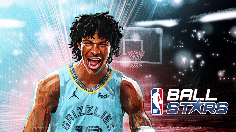 Netmarble最强NBA职篮竞技养成《NBA Ball Stars》全球双平台同步上架