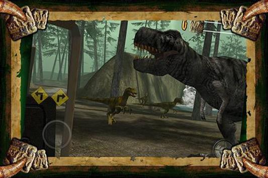 荒野恐龙追击