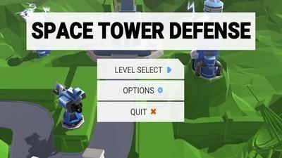太空塔防截图