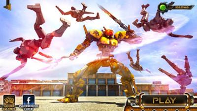 机器人战争英雄3D截图